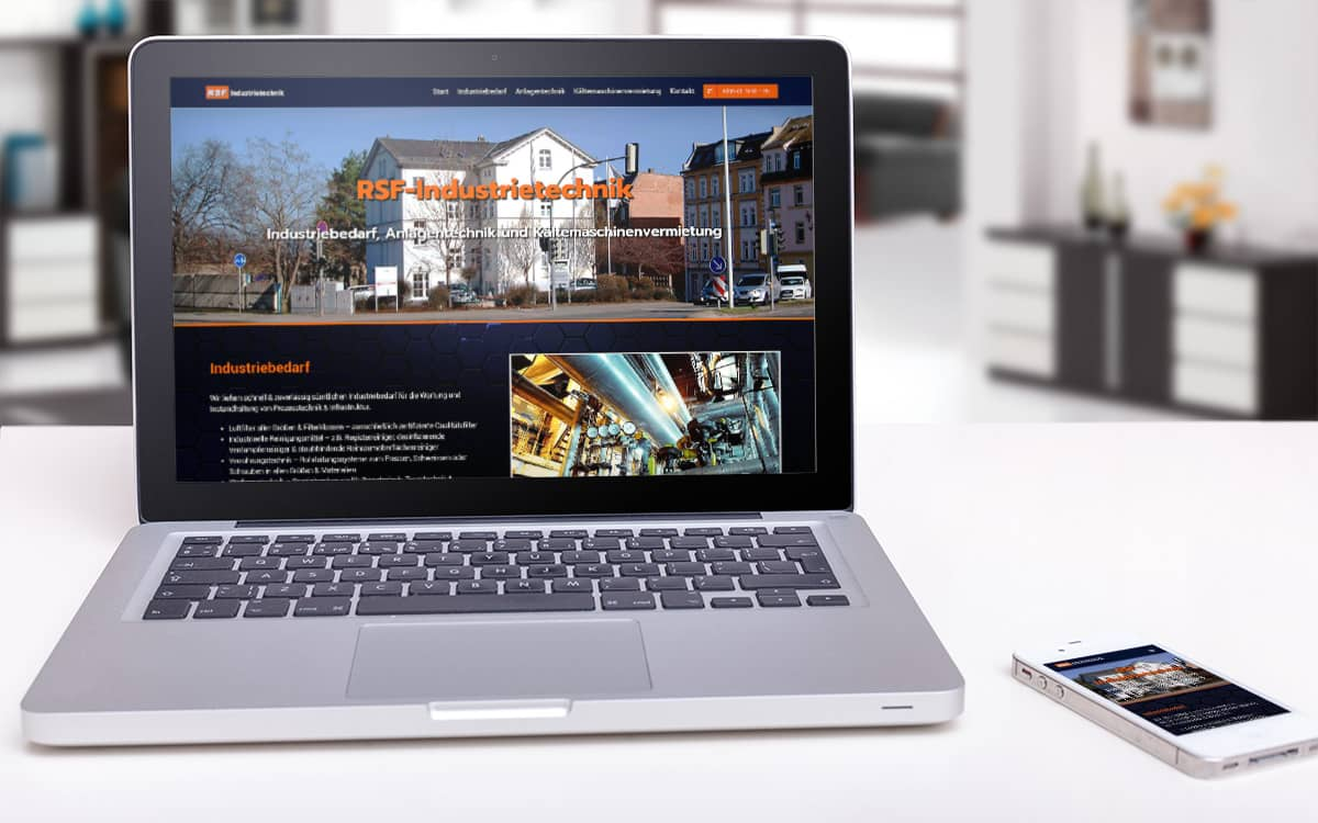 BG Header RSF Industrietechnik Gera