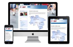 Webseite lbsv-nds.de