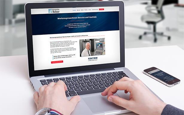 Webdesign Kaiser WMS GmbH & Co. KG